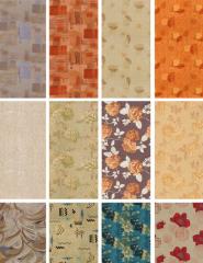 Мебельные ткани, кожзаменители