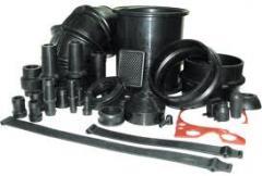 Резиновые изделия (РТИ) для промышленности: