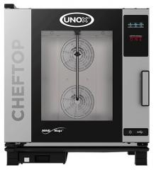 Пароконвектоматы и пекарские печи UNOX
