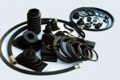 Shaped rubber products (RTI), Rubber products