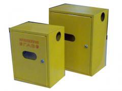 Gas meter of G-4