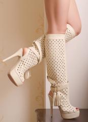 Обувь женская кожаная, обувь коллекция 2012 года