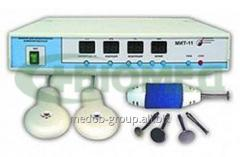 Аппарат для ультразвуковой и магнитолазерной терапии «МИТ-11» физиотерапевтический
