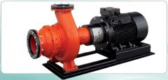 Horizontal electric pump grinder ETO 200/EPO 200