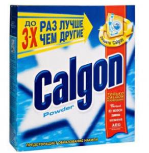 Смягчитель воды Calgon