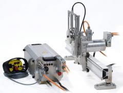 Стенорезная машина 6-12 HF с электрическим