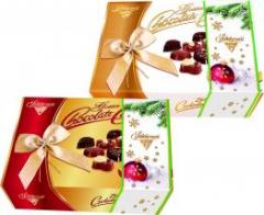 Candies on a gift Kiev. Chocolates as a gift, a