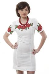 Dress the embroidered KB-SF 027. A wide choice of