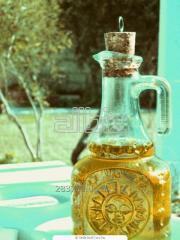 Органическое подсолнечное масло нерафинированное на экспорт