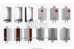 Boilers, gas-fired