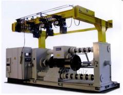 Автоматизированный комплекс для распрессовки/запрессовки колесных пар