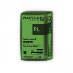 Peat PEATFIELD Expert substratum