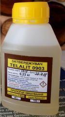 """Hardener of """"Telalit 0903"""" for"""