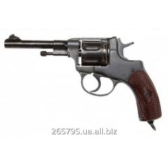 Revolver of traumatic action of RNR-UOS kal.9mm