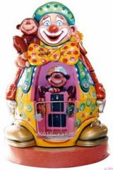 Детская качалка Clown Girevole Kiddy Ride