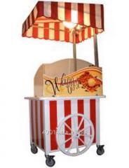 Popcorn carts