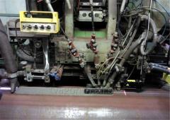 Лазерная система автоматического слежения за стыком при сварке продольных швов