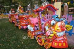 Fantasy Train attraction