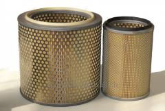 Air filter of T 150