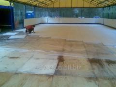 Skating rinks