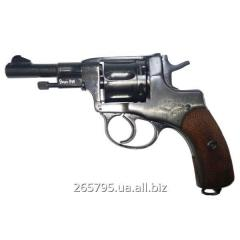 Revolver of traumatic action of RNR-U-UOS kal.9mm