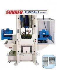 Металлообрабатывающее оборудование на базе компонентов Suhner