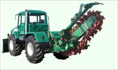 Tractor-200 ETM BT-150 (Slobozhanets)
