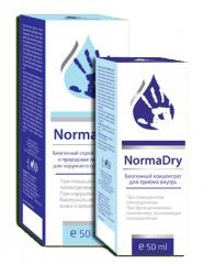 NormaDry (NormaDraj)-ein Komplex von Gipergidroza
