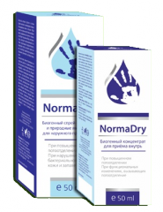 NormaDry (NormaDraj)-gipergidroza kompleksi