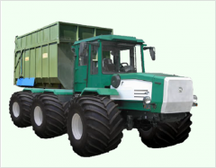 Specialized HTA-300 tractor (Slobozhanets)