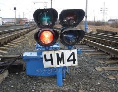 Железнодорожные карликовые линзовые светофоры для регулирования движения поездов, маневровых составов, а также регулирования скорости роспуска с сортировочной горки.