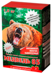 Bear 85 - a dairy and serumal protein for growth