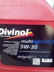 Divinol Multilight FO 2 5W-30 (Ford) oil (5 l)