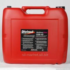 Divinol Multimax Extra 10W-40 oil (20 l)