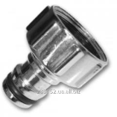 Адаптор Bradas 3/4В метал хром CH-KT4012 Z...