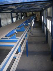 Belt conveyers