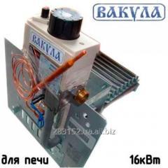 Газова автоматика ВАКУЛА-УГГ-1-16Т пічна EUROSIT