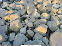 Rubble stone, Booth granite (Ushitsky pit Zhytomyr
