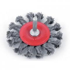 ІВ Щітка для металу 125мм Бригадир (22-032)