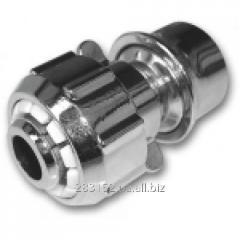 Конектор Bradas 3/4 метал хром CH-KT4113 Z 3797
