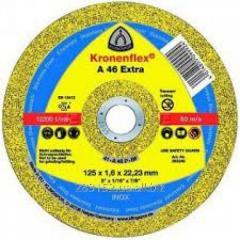 Круг відрізний KlingSpor 125х1х22,23 5627