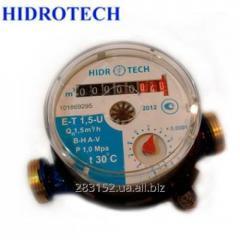 Лічильник води ГІДРОТЕК (HidroTech) КВ-1,5Х 5654