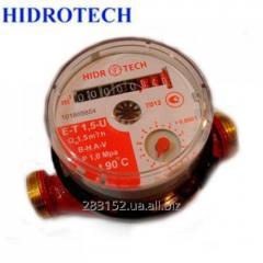 Лічильник води ГІДРОТЕК (HidroTech) ET-1,5Г 7791