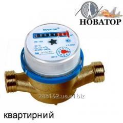 Лічильник води НОВАТОР (Novator) ЛК-15Х (холодна