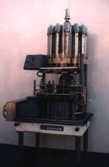 Автомат розлива в бутылки Ж7-ДНП-3, емкостью