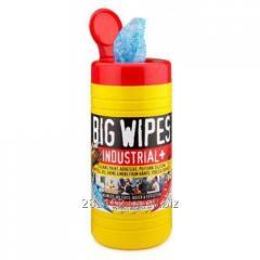 Серветки чистячі вологі BIG WIPES INDUSTRIAL 8336