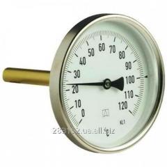 Термометр ПАОСтеклоприбор 0+120 з гільзою 1/2 1759