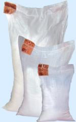 Соль поваренная, пищевая помол 1 и 3, мешки по 25