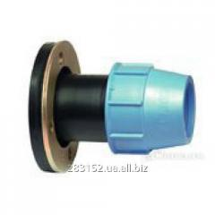 Fittings for polyethylene pipes