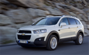 Chevrole  NEW CAPTIVA